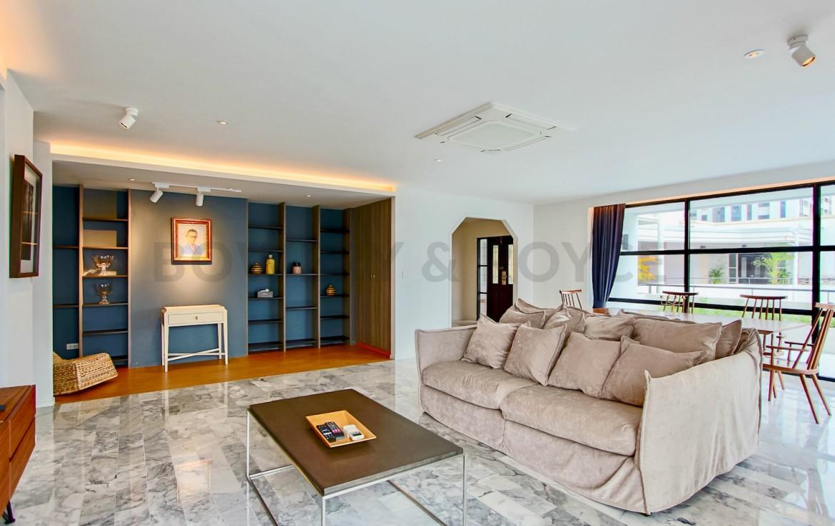Magnificent Four Bedroom Condo for Rent in Phrom Phong