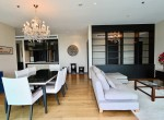 masterful design three bedroom condo for rent in Phrom Phong-2