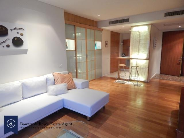 Modern One Bedroom Condo for Rent in Asoke