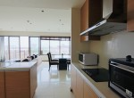 spacious three bedroom plus maid condo for rent in Phrom Phong-10