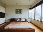 spacious three bedroom plus maid condo for rent in Phrom Phong-12