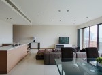 spacious three bedroom plus maid condo for rent in Phrom Phong-23