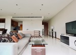 spacious three bedroom plus maid condo for rent in Phrom Phong-3