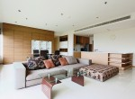spacious three bedroom plus maid condo for rent in Phrom Phong-4