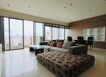 spacious three bedroom plus maid condo for rent in Phrom Phong-6