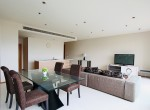 spacious three bedroom plus maid condo for rent in Phrom Phong-7