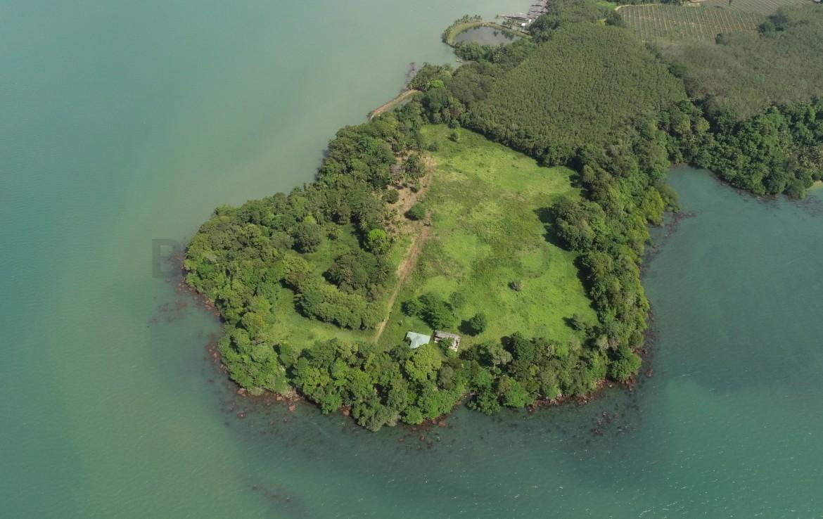 Seafront Land Plot for Sale in Trat - 37 Rais