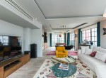 Stunning Loft Style Three Bedroom Condo for Sale in Ekkamai