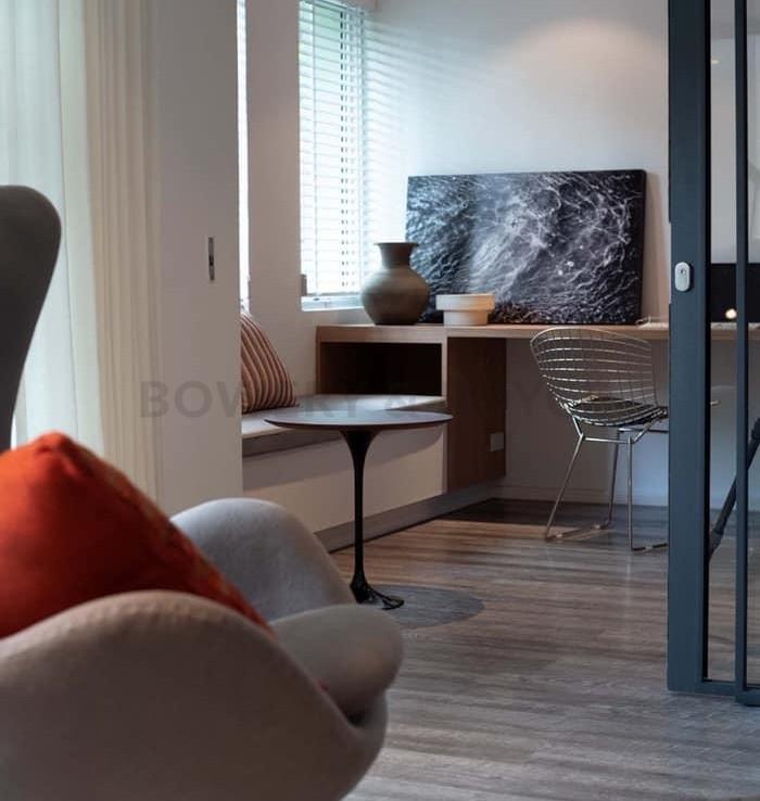 Beautiful Decor Two Bedroom Plus Office Condo for Rent in Phrom Phong