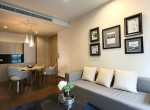Luxury One Bedroom Condo for Rent in Phrom Phong