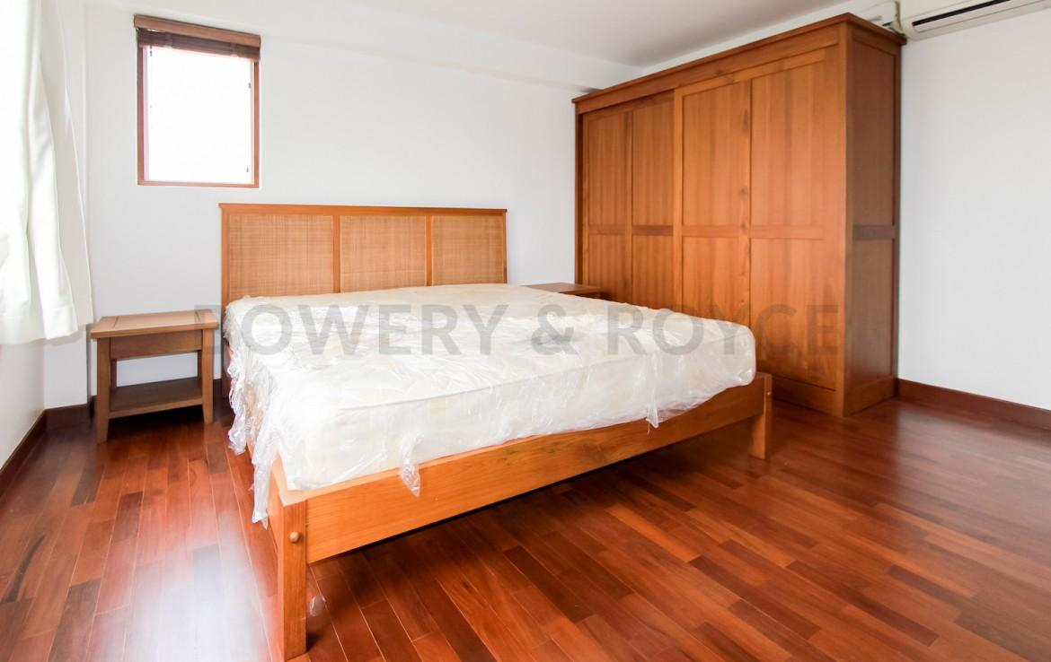 Renovated Two Bedroom Condo for Rent in Thong Lor