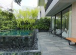 Modern contemporary four bedroom detached house for sale in Phra Khanong