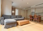 Peaceful One Bedroom Condo for Rent in Phra Khanong-1
