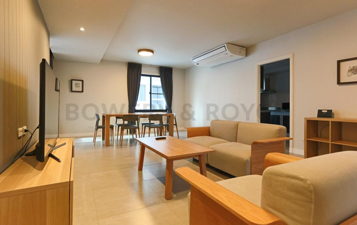 beautiful three bedroom condo for rent in Phrom Phong - 2