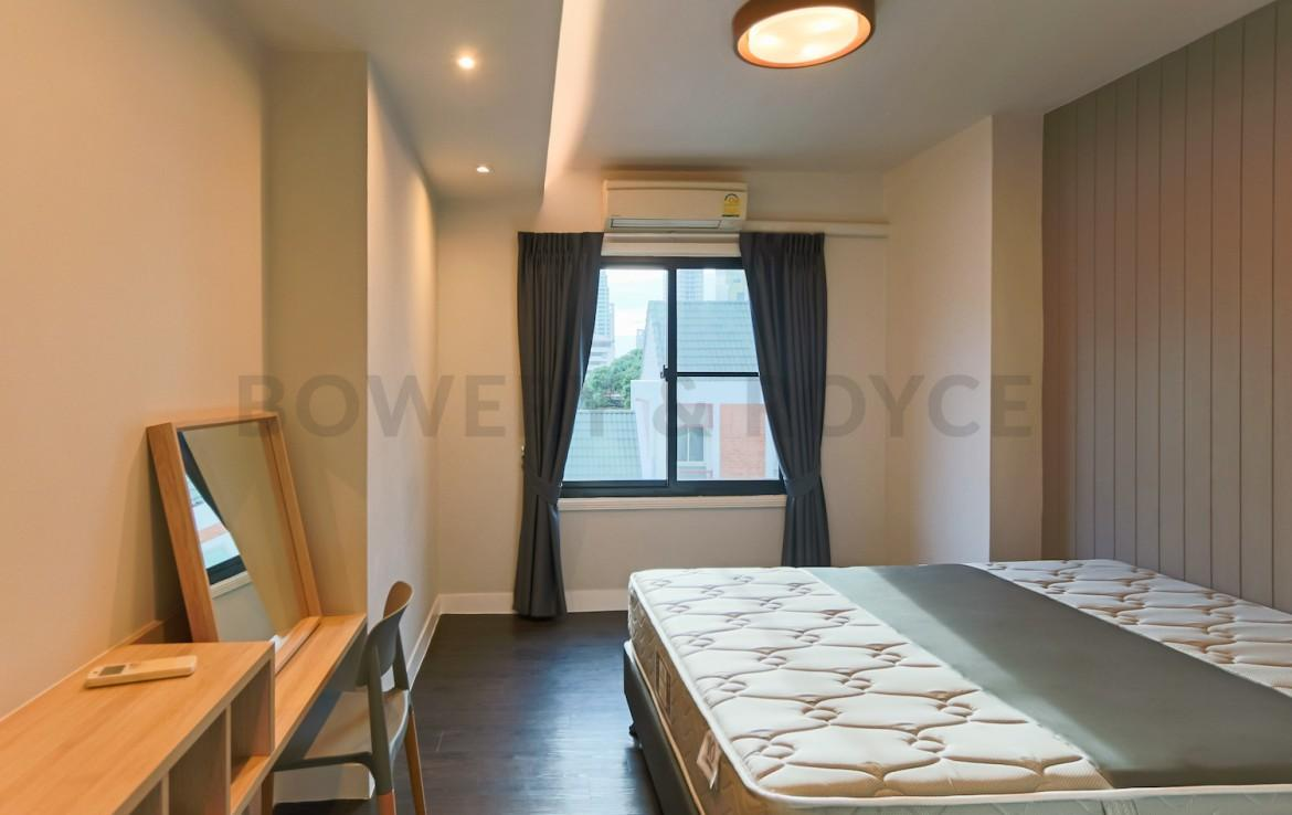 Beautiful three bedroom condo for rent in Phrom Phong - Second bedroom
