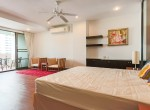Residential Four Bedroom Duplex Apartment for Rent in Phrom Phong-12