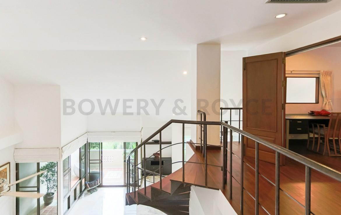 Residential Four Bedroom Duplex Apartment for Rent in Phrom Phong-20