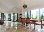 Residential Four Bedroom Duplex Apartment for Rent in Phrom Phong-9