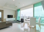 Luxury two bedroom condo for rent in phrom phong