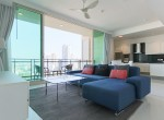 Luxury Two Bedroom Condo for Rent in Phrom Phong-2