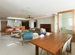 Professionally Decorated Three Bedroom Condo for Rent in Thong Lor-4