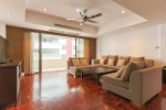 Spacious Four Bedroom Apartment for Rent in Phrom Phong-1