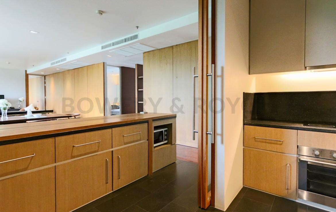 Contemporary Three Bedroom Condo for Rent in Thong Lor