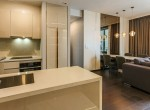 Modern design two bedroom condo for rent in Thong lor