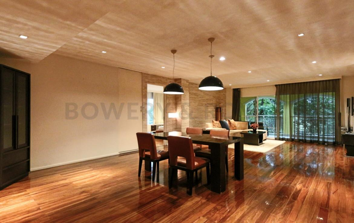 Impeccable Two Bedroom Condo for Rent in Thong Lor