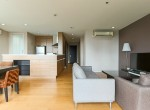 Large Two Bedroom Condo for Rent and for Sale in Thong Lor-4