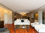 Luxurious Three Bedroom Condo for Rent in Thong Lor -1