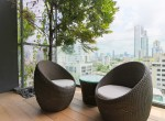 Modern Two Bedroom Duplex Condo for Rent in Phrom Phong-10