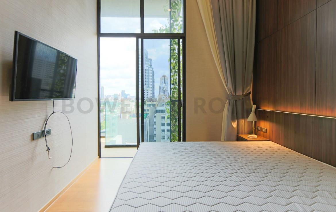 Modern Two Bedroom Duplex Condo for Rent in Phrom Phong