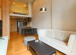 Modern Two Bedroom Duplex Condo for Rent in Phrom Phong-2