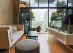 Modern Two Bedroom Duplex Condo for Rent in Phrom Phong-6