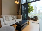 Modern Two Bedroom Duplex Condo for Rent in Phrom Phong-7