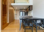 Modern Two Bedroom Duplex Condo for Rent in Phrom Phong-9