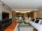 Premium Three Bedroom Condo for Rent in Thong Lor -1