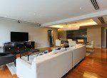 Premium Three Bedroom Condo for Rent in Thong Lor -3