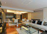 Premium Three Bedroom Condo for Rent in Thong Lor -4