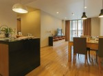 Residential Two Bedroom Apartment for Rent in Asoke-6