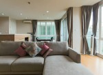 Spacious Two Bedroom Condo for Rent and for Sale in Thong Lor-4