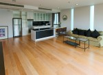 Spacious Two Bedroom Condo for Rent in Phra Khanong-4