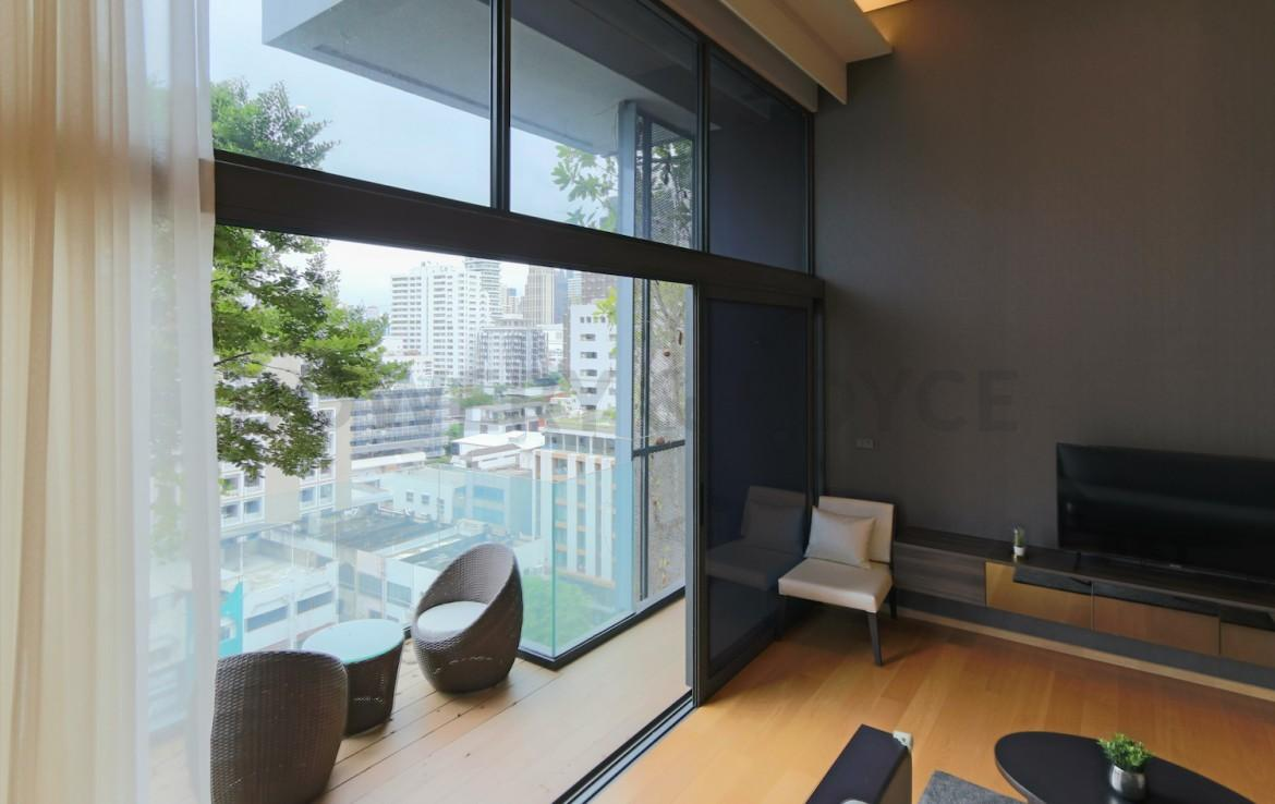 Stunning three bedroom duplex for rent in Phrom Phong