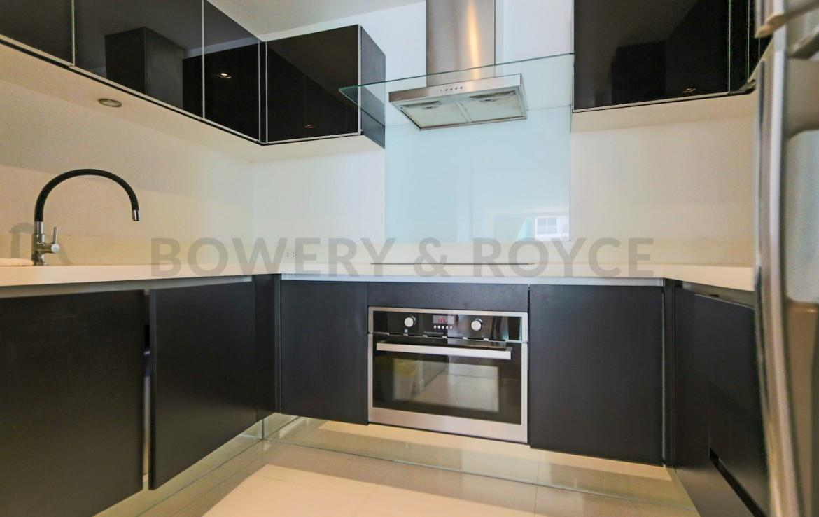 Cozy two bedroom condo for rent in Thong lor