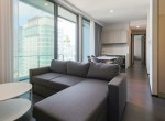 Lovely Two Bedroom Condo for Rent in Thong Lor -1