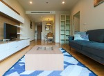 Modern One Bedroom Condo for Rent in Thong Lor-1