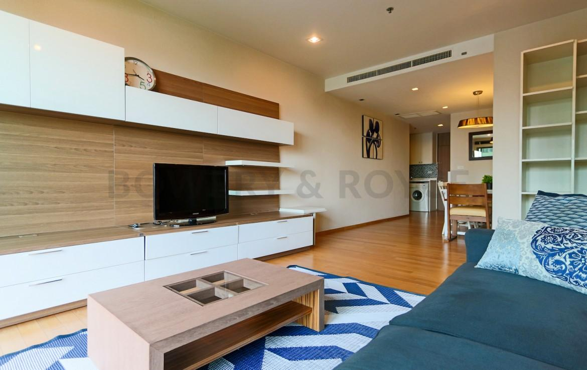 Modern One Bedroom Condo for Rent in Thong Lor