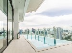 Stunning Two Bedroom with Private Pool for Sale in Phrom Phong-2