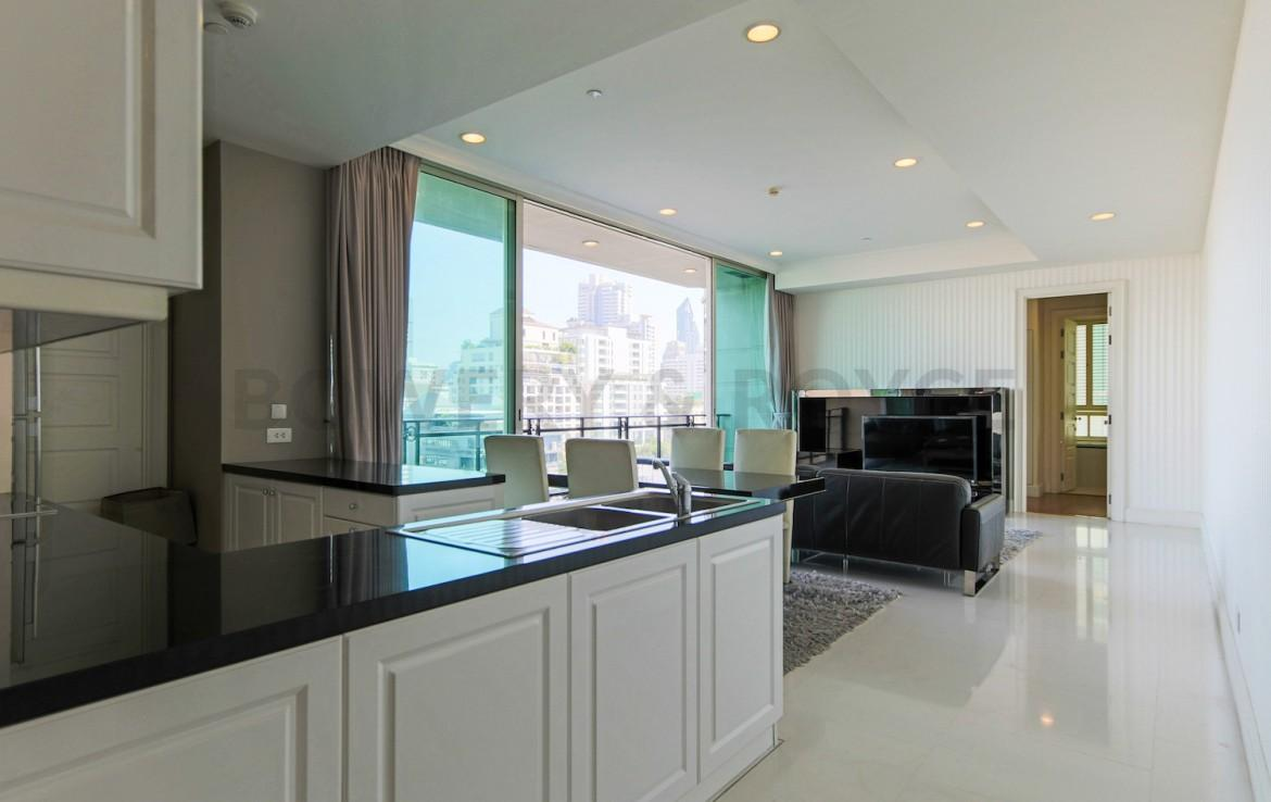 Beautiful Two Bedroom Condo for Rent and for Sale in Phrom Phong